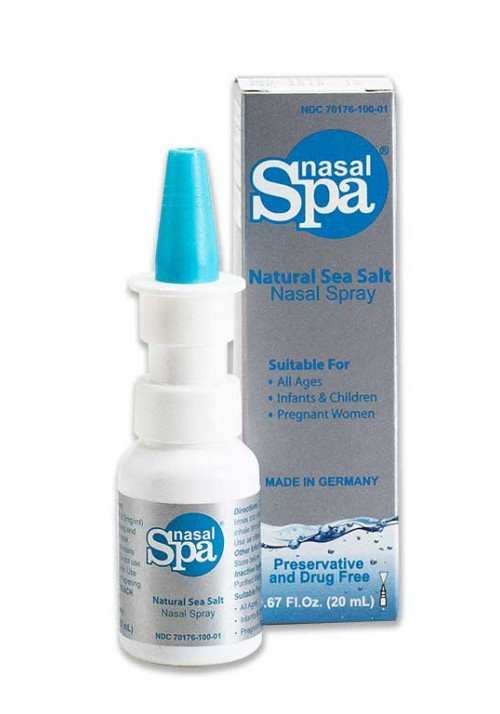 Nasal Spa Spray